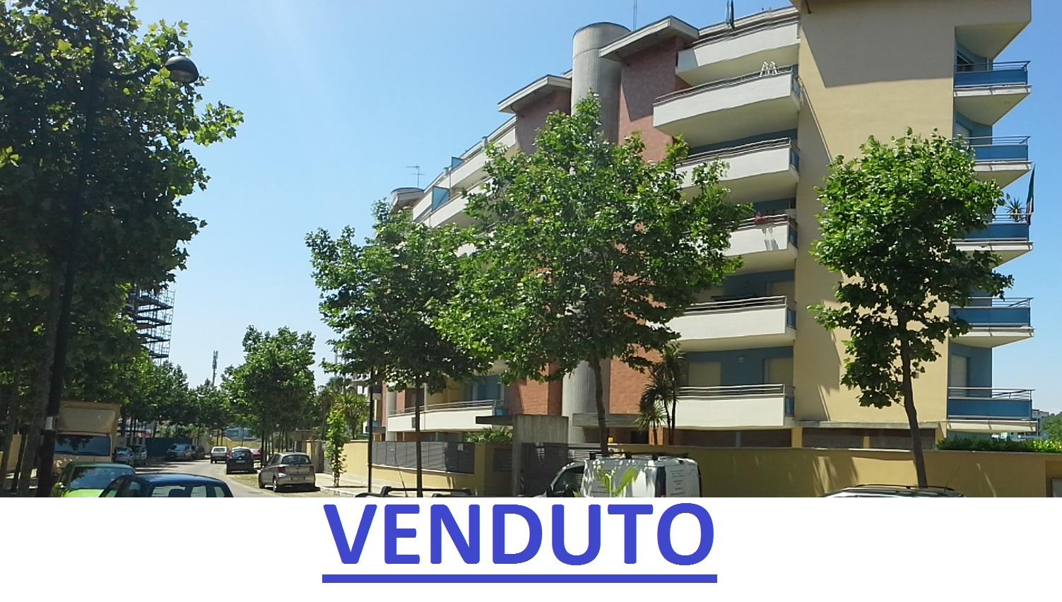 Montesilvano Via Finlandia appartamento arredato 3 locali
