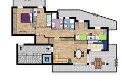 Palazzo MAESTRO int.2 piano primo cinque locali