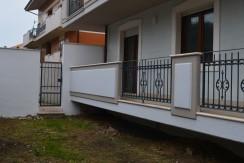 Appartamento 3 locali con giardino via Pepe Pescara