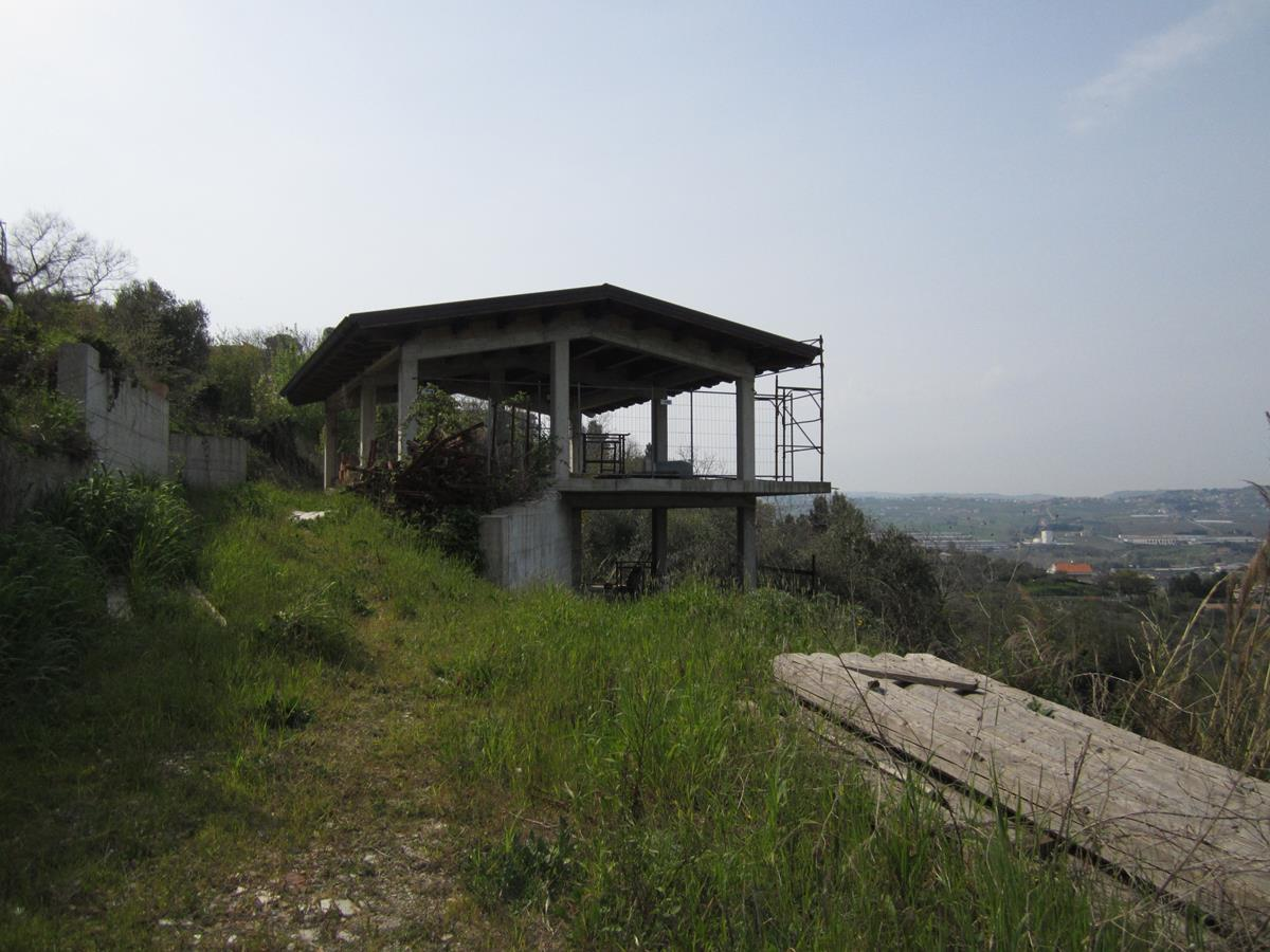 Villa Singola Montesilvano Via Fonte D'Olmo vista mare
