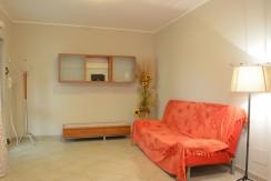 Appartamento 3 locali e giardinetto arredato