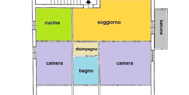 Realizza Casa - Montesilvano Zona Bingo Appartamento Mansardato 18