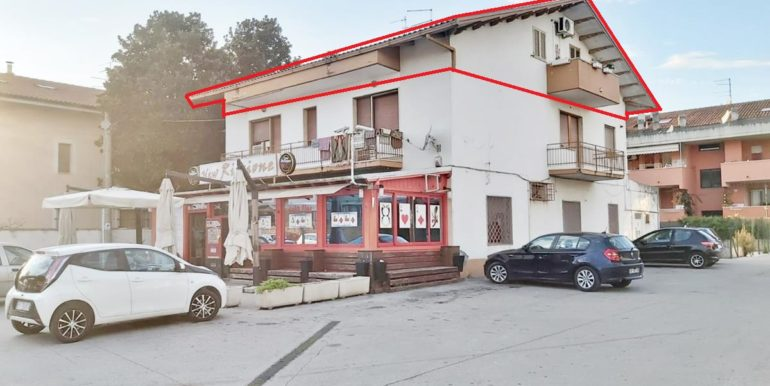 Realizza Casa - Montesilvano Zona Bingo Appartamento Mansardato 22
