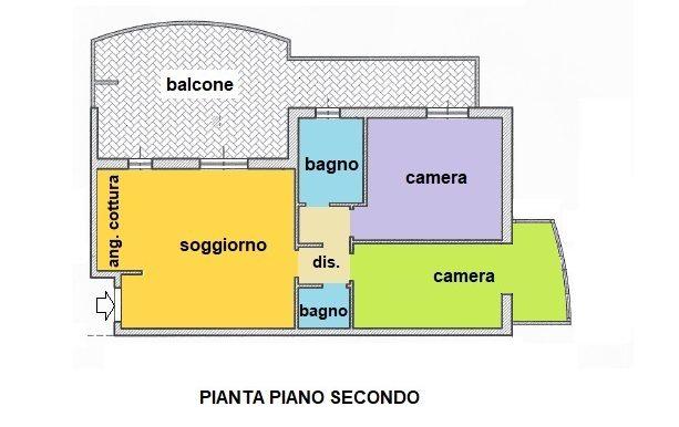 Realizza Casa - Complesso Venere 36 Trilocale con Garage 20