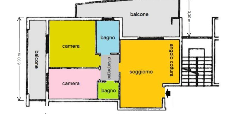 Realizza Casa - Montesilvano Trilocale Via D'Agnese 24