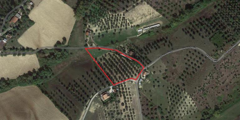 Realizza Casa - Spoltore Villa Santa Maria Terreno Agricolo 01