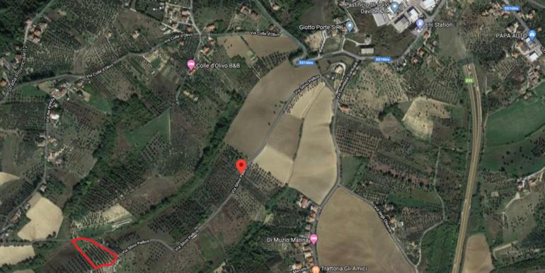 Realizza Casa - Spoltore Villa Santa Maria Terreno Agricolo 02