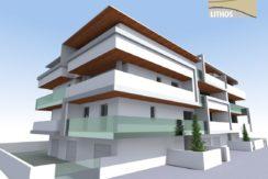 Palazzo LITHOS  interno 6 piano terzo tre locali