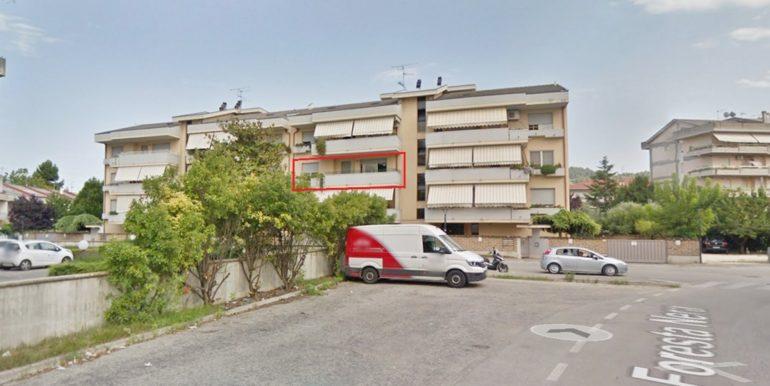 Realizza Casa Montesilvano Zona Bingo Appartamento ampia metratura 32