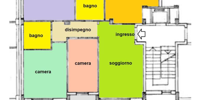 Realizza Casa Montesilvano Zona Bingo Appartamento ampia metratura 34