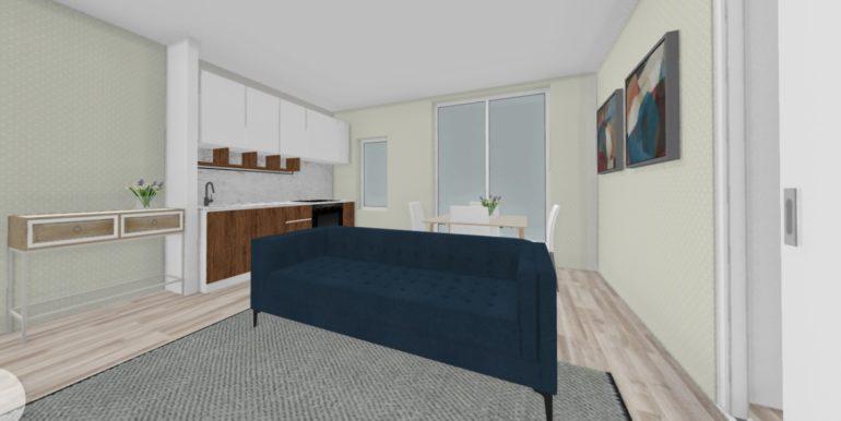 2 locali 3D sala 3
