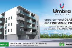 Palazzina UMBRA Via Umbria Montesilvano