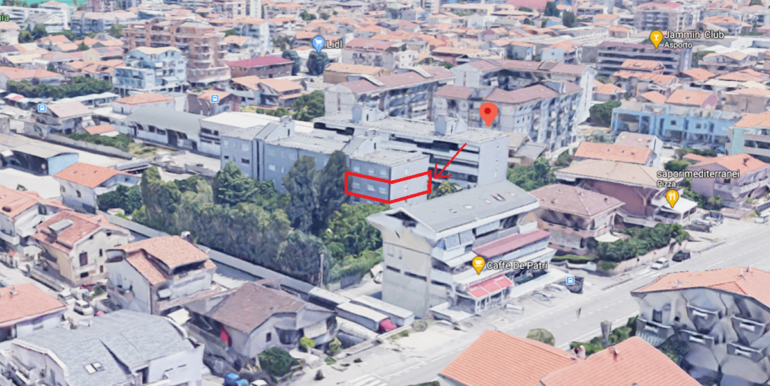 Realizza Casa Montesilvano Zona Santa Filomena tre camere 44