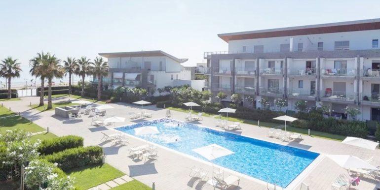 Realizza Casa Residence Le Dune Trilocale fronte mare 02
