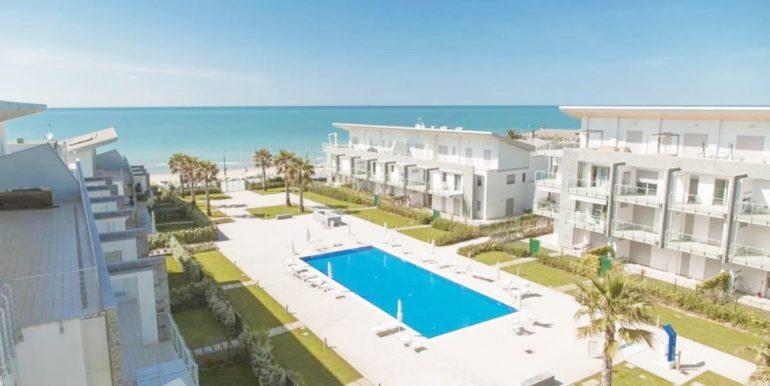 Realizza Casa Residence Le Dune Trilocale fronte mare 03