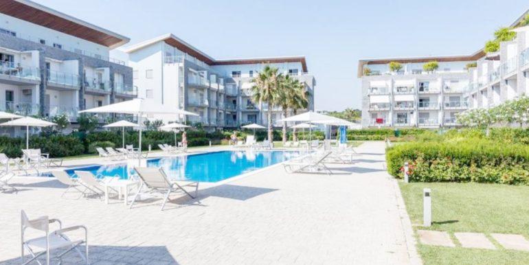 Realizza Casa Residence Le Dune Trilocale fronte mare 04