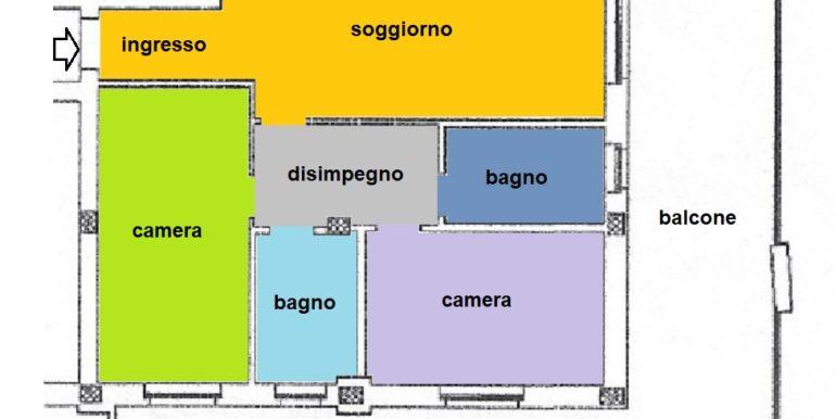 Realizza Casa Residence Le Dune Trilocale fronte mare 31