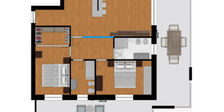 Realizza Casa Residence Le Dune Trilocale fronte mare 32