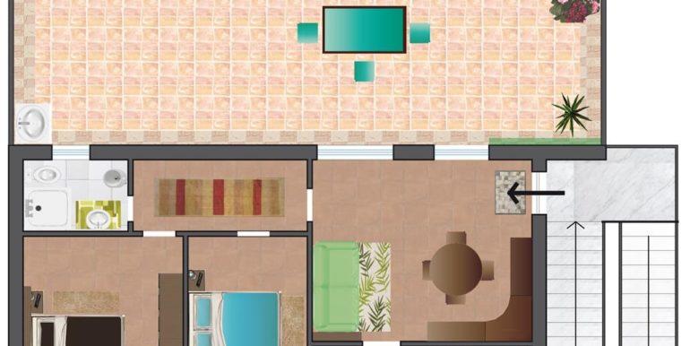 Realizza Casa Spoltore Quadrilocale con terrazzo panoramico 24