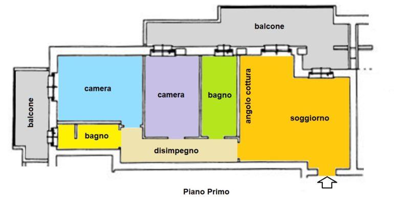 Realizza Casa Montesilvano Trilocale Via Chiarini 24