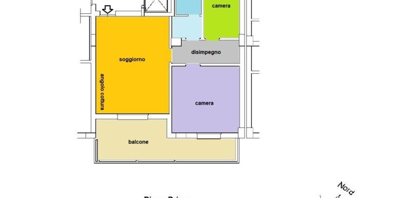 Realizza Casa Residence Turenum Montesilvano Trilocale a Reddito 19