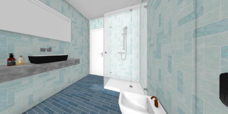 1 - 8.6 x 6.6 piano primo 3D bagno