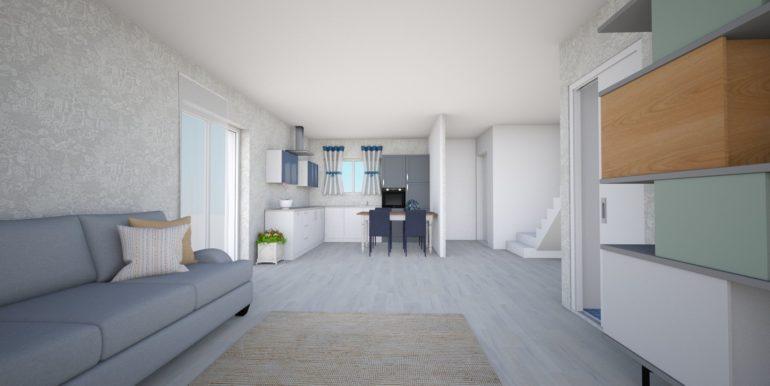 1 - piano terra grande 3D soggiorno 2