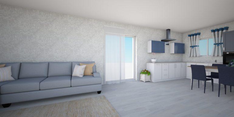 1 - piano terra grande 3D soggiorno 3