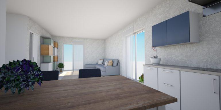 1 - piano terra grande 3D soggiorno