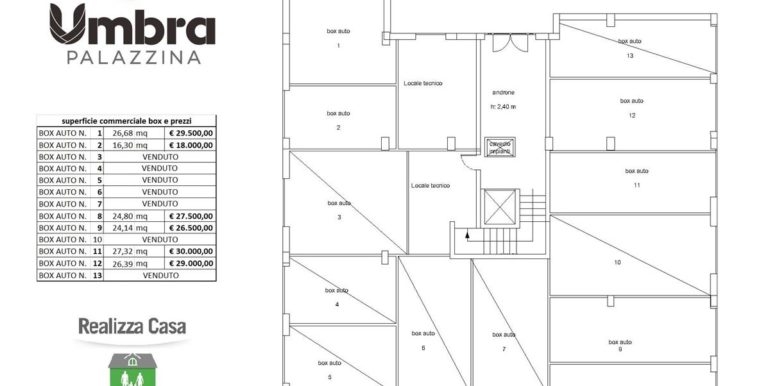 Realizza Casa 4 LOCALI 4° Piano Attico Mansardato 09